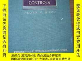 二手書博民逛書店PRlNClPLES罕見OFAUTOMATlC CONTROLS(原版)Y16696 FLOYD E,NlX