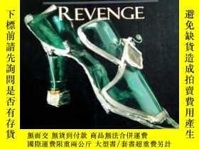 二手書博民逛書店CINDERELLA'S罕見REVENGE 灰姑娘的復仇(鞋的藝術)Y11897 出版1994