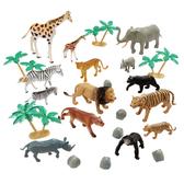 Awesome Animals 叢林動物模型桶