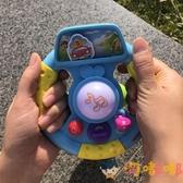 仿真汽車方向盤音樂兒童益智玩具副駕駛【淘嘟嘟】