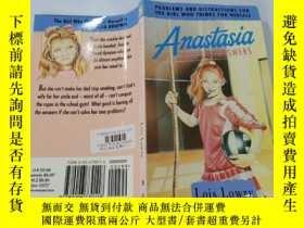 二手書博民逛書店Anastasia罕見Has The Answers:阿納斯塔西婭有答案Y200392