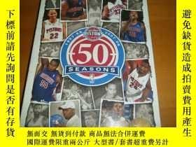 二手書博民逛書店NBA原版資料--2007 2008罕見MEDIA GUIDE-