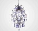 優雅鍍鉻架壓克力珠吊燈-BNL00044...