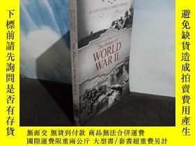 二手書博民逛書店the罕見histrory of world war 2Y310219 EVANS AND DAVID GIB