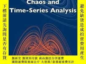 二手書博民逛書店Chaos罕見And Time-series AnalysisY
