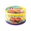 好媽媽茄汁鯖魚(黃罐)225g*3罐【愛...