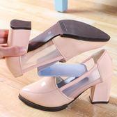 ♚MY COLOR♚一體式收納鞋架 家居用品 加厚 鞋托架 簡易 雙層 塑料鞋架【P413】