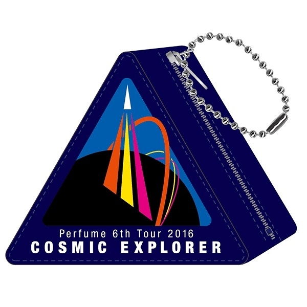 Perfume 6th Tour 2016「COSMIC EXPLORER」-四次元收納包