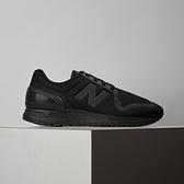 New Balance TIER 3 男鞋 黑 網布 輕量 復古 休閒鞋 MS247MD3