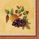 感恩節 餐具 紙巾16入-感恩節