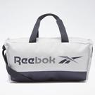 Reebok TE S GRIP 手提包 肩背 旅行 訓練 健身 大容量 白 紫【運動世界】FL5187