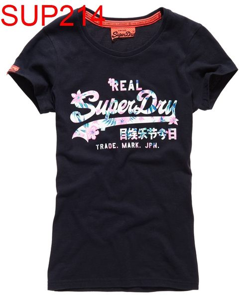 SUPERDRY SUPERDRY 極度乾燥 女 當季最新現貨 T-SHIRT SUPERDRY SUP214