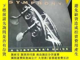 二手書博民逛書店the罕見symphony listener s guide m