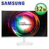 Samsung 三星 C32H711QEE 32型 量子點曲面螢幕