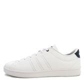Adidas Advantage Clean QT [DB1853] 女鞋 運動 休閒 白 深藍 愛迪達