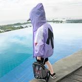 男童夏裝防曬服2019新款兒童薄款外套透氣男孩洋氣防曬衣防紫外線