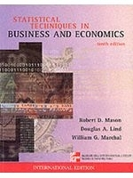 二手書博民逛書店 《Statististical Techniques in Business and Economics》 R2Y ISBN:0071183833│Mason