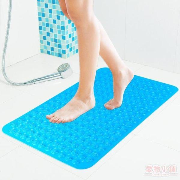 地墊浴室防滑墊淋浴房洗澡浴缸衛生間廁所衛浴防水腳墊子家用地墊門墊