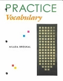 二手書博民逛書店 《Practice: Vocabulary》 R2Y ISBN:0838422063│Heinle & Heinle Pub