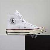 Converse Chuck Taylor All Star ''70 純白 三星標 休閒鞋 162056C
