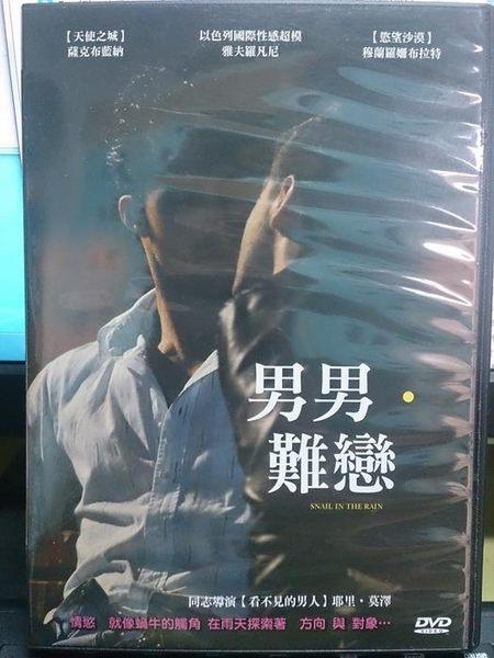 挖寶二手片-323-059-正版DVD*電影【男男 難戀】雅夫‧羅凡尼*穆蘭羅姍布拉特*薩克布藍納
