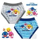鯊魚寶寶8336純棉三角褲 BABY SHARK內褲 (2件)~DK襪子毛巾大王