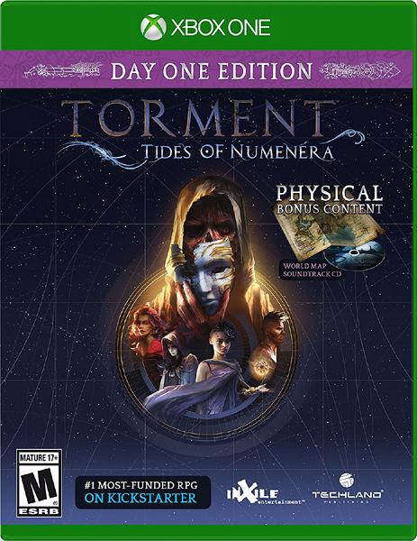 X1 Torment: Tides Of Numenera 異域鎮魂曲:Tides of Numenera(美版代購)