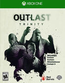 X1 Outlast Trinity 絕命精神病院 2(美版代購)