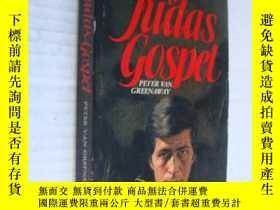 二手書博民逛書店The罕見Judas Gospel 三面刷綠Y146810 PE