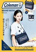 Coleman品牌特刊:附藍色肩背包&吊牌