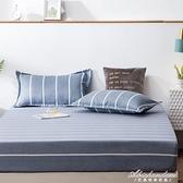 夾棉床笠床罩床單件透氣床墊加厚防塵床罩套席夢思保護套全包 黛尼時尚精品