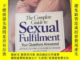二手書博民逛書店The罕見Complete Guide to Sexual FulfilmentY227550