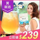 台灣茶人 切油斬臭輕纖刀豆茶3角茶包(18包入)【小三美日】$399