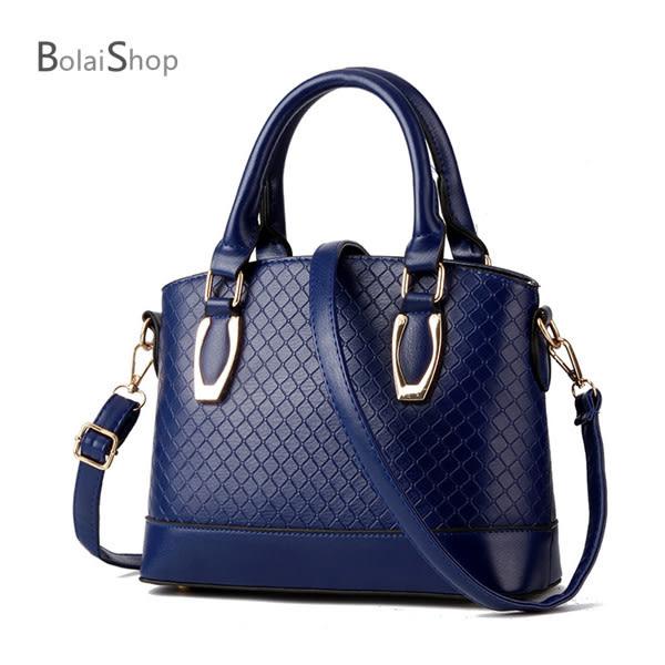 手提包包 時尚簡約雅致側背包/斜背包 6色-u999美人魚【寶來小舖Bolai】現貨販售