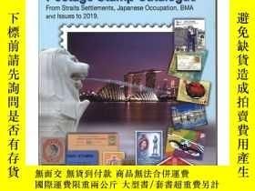 二手書博民逛書店罕見2019年第5版《新加坡郵票目錄》Y111283 Tan Chun Lim CS Philatelic A