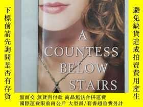 二手書博民逛書店A罕見Countess Below StairsY19139 E