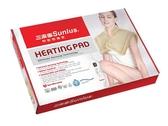 【SUNLUS三樂事】LCD頸肩雙用熱敷柔毛墊 SP1207BR (50cm x 50cm)