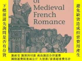 二手書博民逛書店The罕見Art Of Medieval French Roma