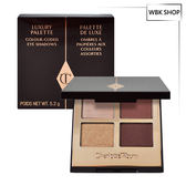 Charlotte Tilbury 華麗4色眼影盤 #The Vintage Vamp 5.2g - WBK SHOP