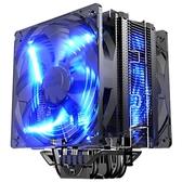 超頻三東海X5/X6 cpu散熱器1155電腦am4/1151/1150臺式機cpu風扇【限時82折】