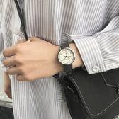 新款chic手錶女中學生韓版簡約潮流ulzzang復古小清新學院風   LannaS