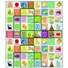 Ching Ching親親-水果字母遊戲墊(大)爬行墊/地墊(AKS304-20)[衛立兒生活館]