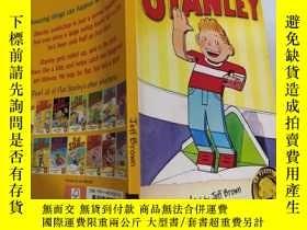 二手書博民逛書店Flat罕見Stanley 扁平娃斯坦利Y200392