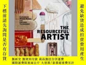 二手書博民逛書店Resourceful罕見ArtistY405706 Victor Escandell ISBN:97884