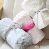 小毛毯午睡毯午休毯小毯子迷你辦公室空調房蓋腿小毯子飛機車載毯 道禾生活館