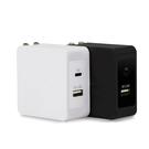 【HA222】急速充電器PD3012手機充電器 42W PD3.0+USB蘋果快充頭 TypeC充電頭 EZGO商城