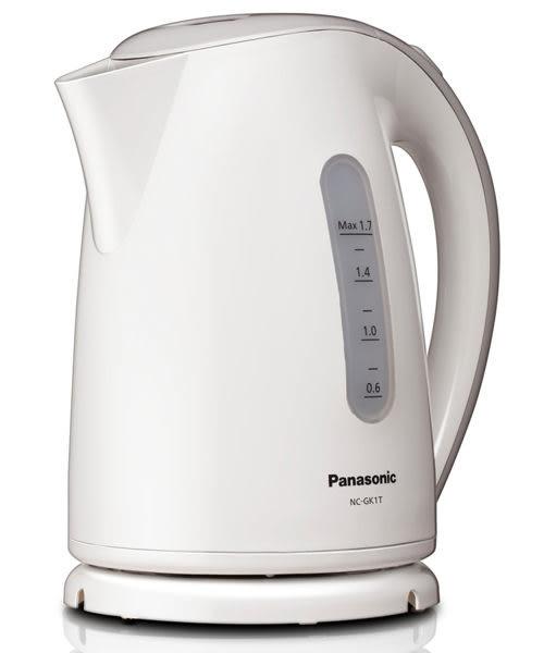 『Panasonic 國際牌』 1.7L電熱快煮壺 NC-GK1T **免運費**