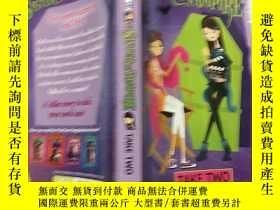 二手書博民逛書店My罕見sister the vampire我妹妹吸血鬼Y200392