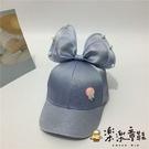 【樂樂童鞋】大蝴蝶結親子帽 H013 - 親子帽 太陽帽 兒童帽子 造型帽 表演帽
