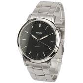 FOSSIL Minimalist極簡主義大三針不鏽鋼腕錶44mm(FS5307)270411